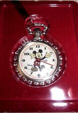 NEW - MICKEY MOUSE 2004 POCKET WATCH  HALLMARK DISNEY KEEPSAKE ORNAMENT SERIES