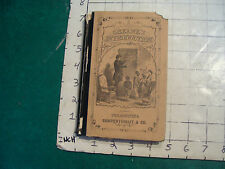 Vintage School Book-an Introduction ENGLISH GRAMMER by Samuel S Greene 1868