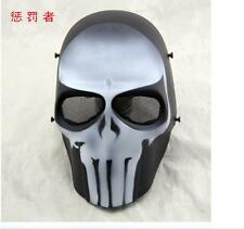 Outdoor Tactical Gear Airsoft Paintball Full Face Protection Cacique Mask ki87