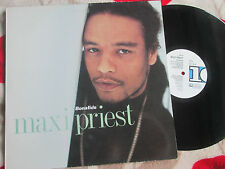 Maxi Priest ‎– Bonafide Label: 10 Records ‎– DIX 92 UK Vinyl LP Album