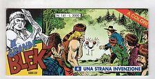 fumetto striscia - IL GRANDE BLEK serie inedita numero 141