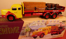 CORGI 73101: BERLIET: VINI-PRIX: FRENCH HERITAGE COLLECTION : 1/50 MINT MODEL