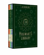 Hogwarts Library  by J.K. Rowling(Hardcover)