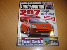AJ N°623 Mini One D Pack.BMW 330 Cd / Mercedes CLK 270 CDi Avantgarde.Mazda RX-8