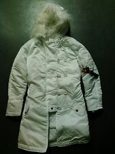 Alpha Industries Coat Parka XXS New