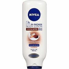 NIVEA In-Shower Cocoa Butter Body Lotion 13.5 Ounce 13.5 oz