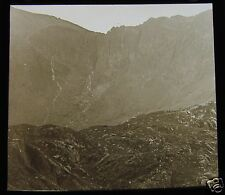 Glass Magic Lantern Slide THE DEVILS KITCHEN WALES C1900 L66