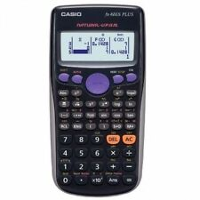 CASIO FX 82ES FX82ES FX-82ES Plus Scientific BK BLACK Brand NEW genuine Casio