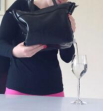 Binocktails Bev-Bag Secret Handbag Flask (Black)