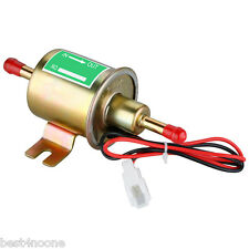 New 12V Universal Gas Diesel Inline Low Pressure Electric Fuel Pump for Toyota