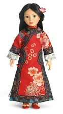 "Doll Clothes Carpatina Original Kimono Dress Yijie Manchurian Fits Slim 18"" Doll"