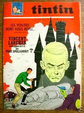 Journal de Tintin  N° 985 du 07/09/1967 Vincent Larcher