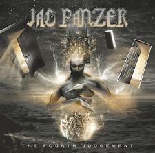 JAG PANZER - The Fourth Judgement  [Re-Release] CD