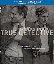 New Sealed True Detective - The Complete First Season Blu-ray + HD UV 1 (Rkpg)