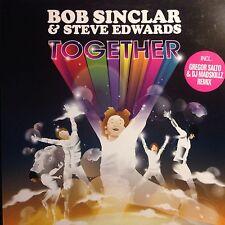 BOB SINCLAR & STEVE EDWARDS • Together • Vinile 12 Mix  • 2007 LEGATO