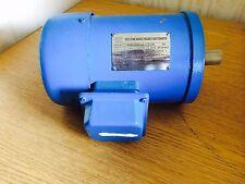 Praestar steel frame induction motor 1 HP - Model VTCNHTI-4A   208-230/460 Volts