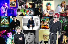Mac Miller Collage Poster
