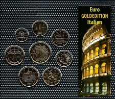 Goldedition Eurosatz Italien  in Noppenfolie