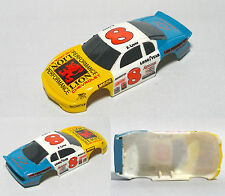 1pc TOMY AFX Turbo SuperG CHEVY LION PERFORMANCE NASCAR Style Wide Slot Car BODY