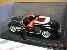 1/18 eagle collectibles 41 chevy deluxe conv. in black