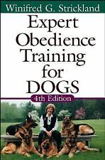 Expert Obedience Training for Dogs, Fourth Edition
