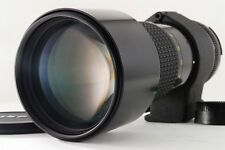 【NEAR MINT】 Nikon Ai-s Nikkor ED 300mm F/4.5 AIS MF Tele IF Lens from JAPAN #650