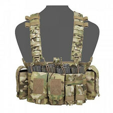 Warrior Assault Systems FALCON Chest Rig FCR - MULTICAM Camo MOLLE Recon