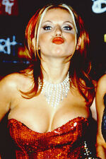 Geri Halliwell Busty Color Pouting 11x17 Mini Poster