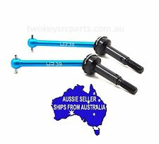Yeah Hardened alloy & steel REAR driveshafts - unis to suit Tamiya XV-01 39mm