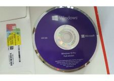 Microsoft Windows 10 Pro Professional 64 bit DVD & COA product key