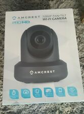 Amcrest ProHD 1080P Black IP HD Security Surveillance Camera Wireless Network