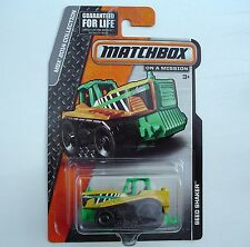 Seed Shaker Farm Vehicle. MBX 2014 Collection. New in Package!