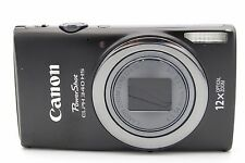 Canon PowerShot ELPH 340 HS (IXUS 265 HS) 16.0MP 3''SCREEN DIGITAL CAMERA BLACK
