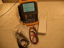FLUKE 192 Scope Meter refurbished