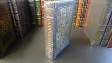 Easton Press MIDDLESEX, Jeffrey Eugenides, Signed, SEALED, Literature, Leather