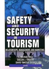 Safety and Security in Tourism: Relationships, Management, and Marketi-ExLibrary