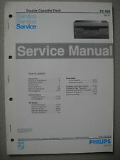 PHILIPS fc080 service manual