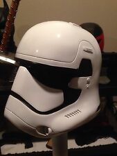 Stormtrooper Helmet Replica Raw Cast Episode 7 VII The Force Awakens STAR WARS