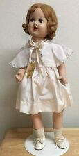 "Horsman ROSEBUD  23"" Composition/ Cloth Doll   Original Clothes -Tag-Box"