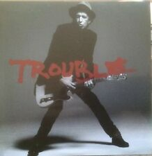 KEITH RICHARDS (ROLLING STONES) 'TROUBLE' NEW 3 TRACK VIRGIN CD PROMO