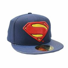 BATMAN/SUPERMAN Dawn Of Snap Back Cap JUSTICE DC Comics Ufficiale Cappello Nuovo Con Etichetta!
