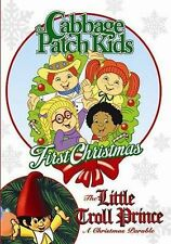 Cabbage Patch Kids' First Christmas/The Little Troll Prince (DVD, 2013)