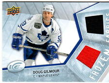 NHL Trading Cards----Doug Gilmour---Toronto Maple Leafs