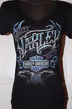 Harley-Davidson Ladies's Elegantly Enchanted 1XL T-Shirt S/S