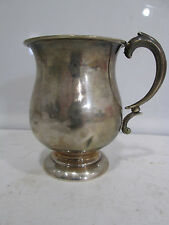 Vintage William Adams Sterling Silver Child's Cup