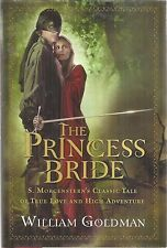 The Princess Bride William Goldman Hardcover 2003 New True Love & high adventure