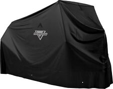 NELSON-RIGG MC-900-03-LG GRAPHITE BLACK ECONO MOTORCYCLE COVER LARGE