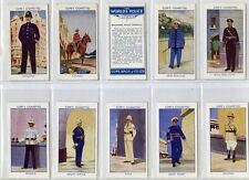 Full Set, Cope, The Worlds Police 1937 VG-EX (Gs481-421)