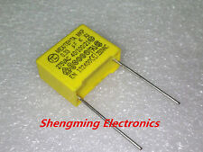 10pcs X2 Polyproplene safety capacitor 334K 0.33UF 330NF 275VAC p=15mm
