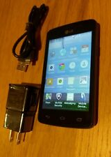 LG Sunrise L15GB (NET10, Tracfone) Clean ESN, 4GB, Bundle charger